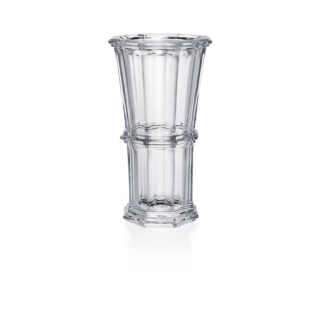 HARCOURT 1841 VASE, Clear