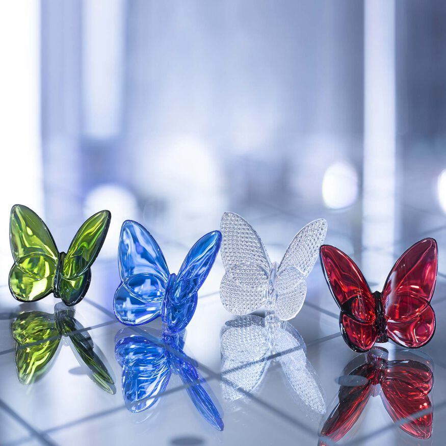 PAPILLON LUCKY BUTTERFLY, Blue - 2