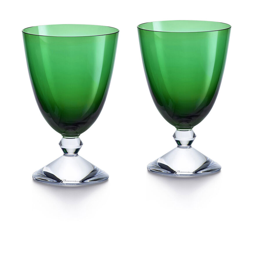 VÉGA GLASS, Green - 1