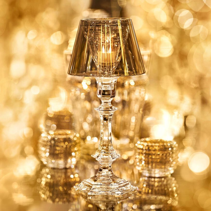 HARCOURT OUR FIRE CANDLESTICK, Gold - 4