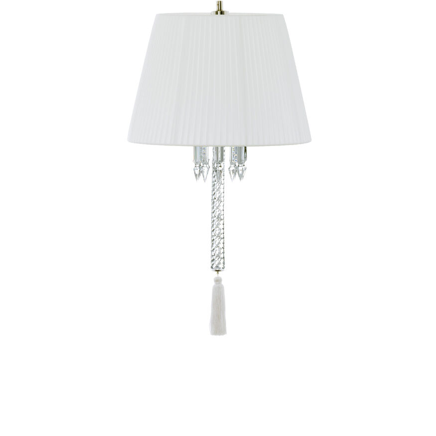 TORCH CEILING LAMP, White