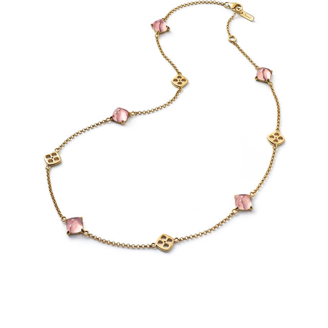 MINI MÉDICIS COLLIER, Rose