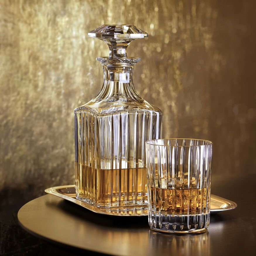 HARMONIE WHISKEY DECANTER SQUARE,  - 4