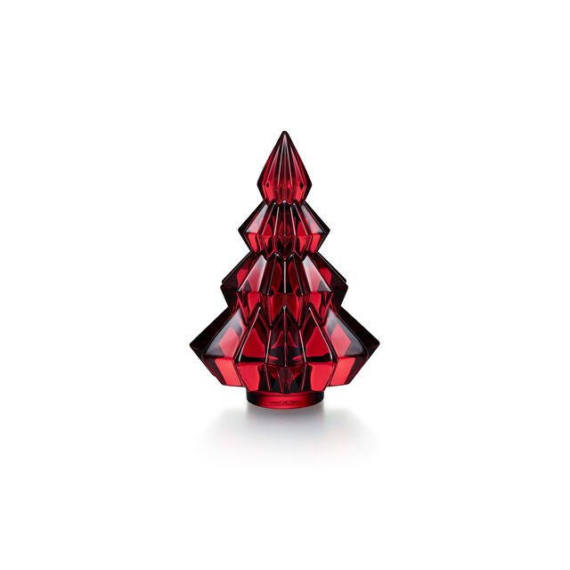 CHRISTMAS ASPEN FIR, Red